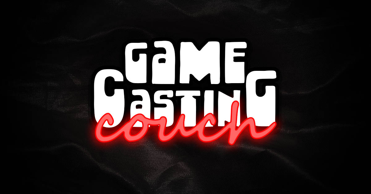 Thing a Week 3: Game Casting Couch