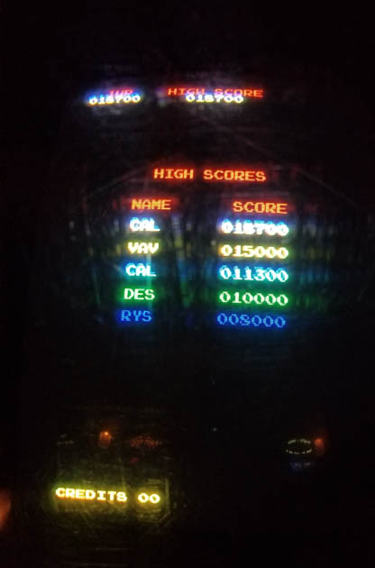 Lynk gets the high score