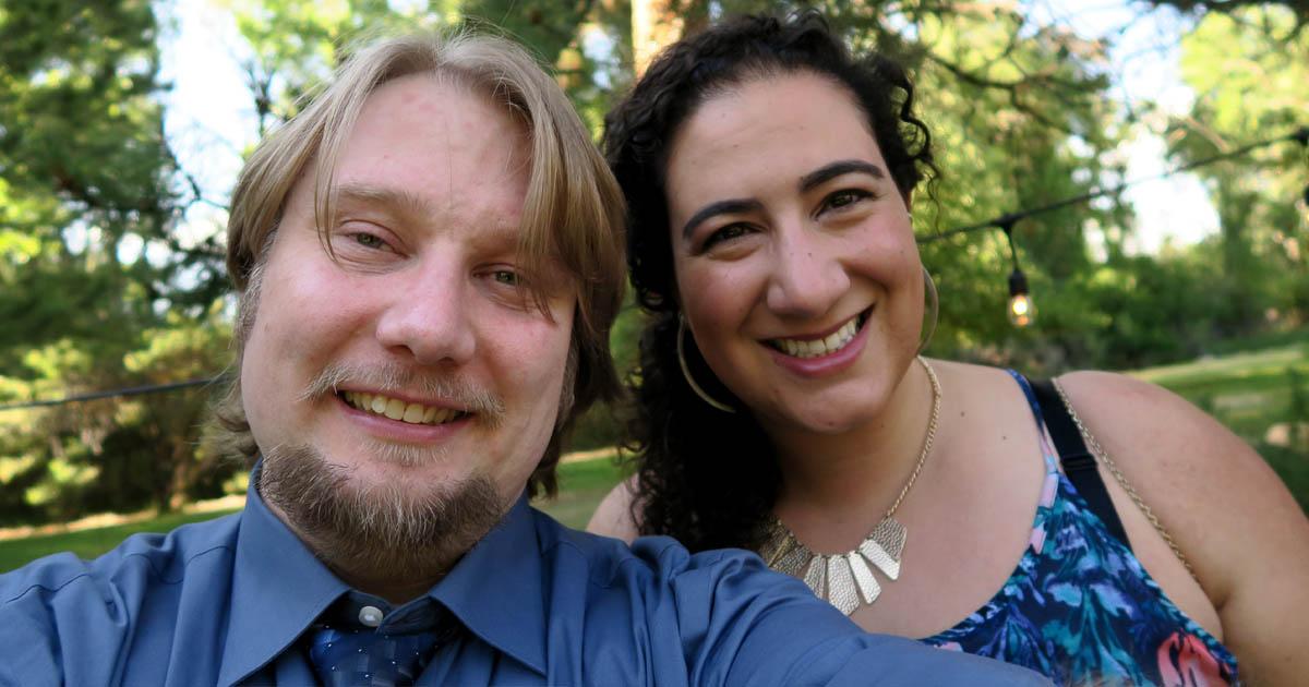 Lynk and Stephanie